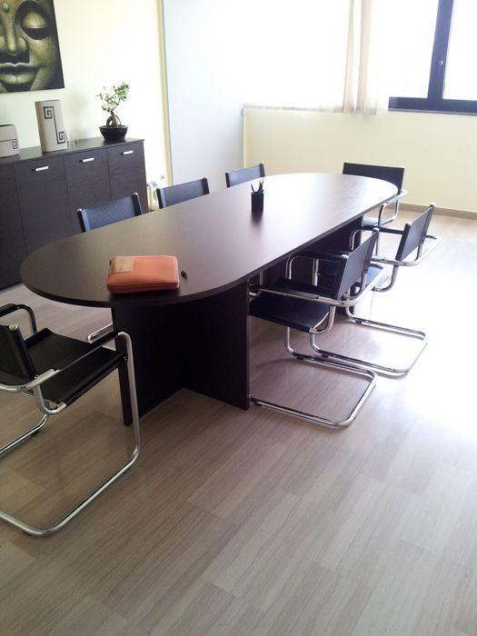 Uffici moderni tavoli riunione extra officine for Uffici moderni